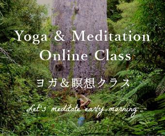 ここちよいフードと良品のお店ピュアプランツ MEDITATION瞑想クラス