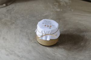 自家製オーガニック アーモンドバター