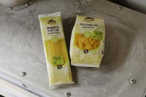グルテンフリー ペンネ&スパゲッティー
