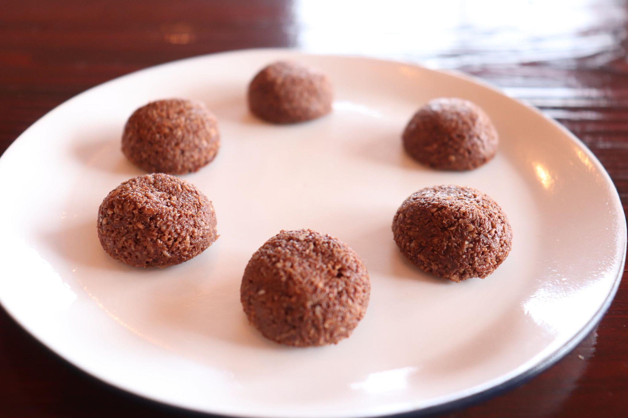 RAW ココナッツクッキー