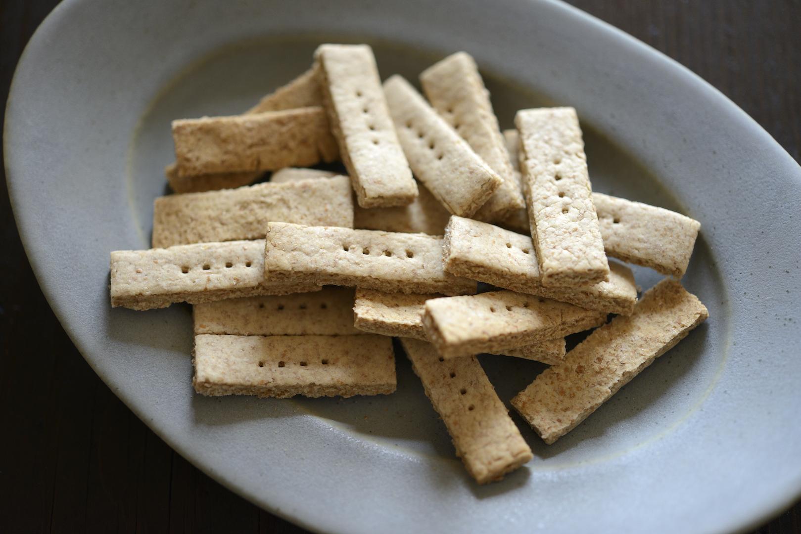 信州地粉 味噌クッキー