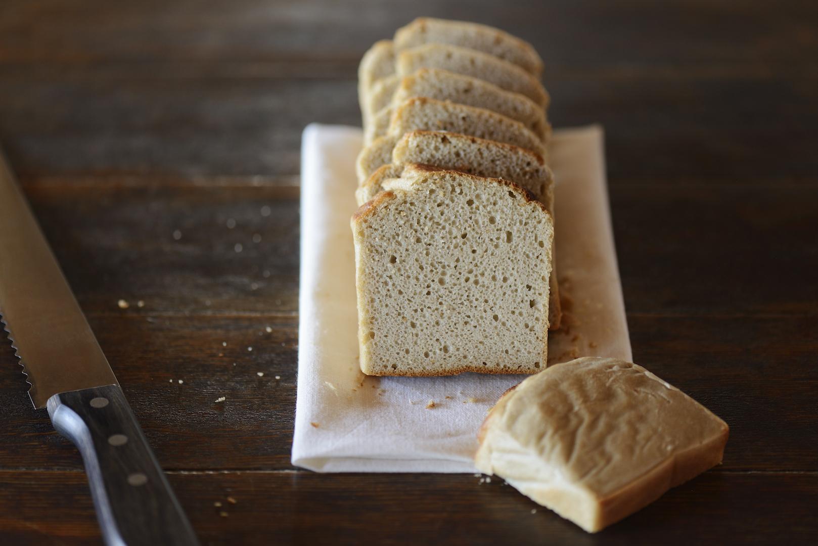 そば粉と地粉のパン 望月