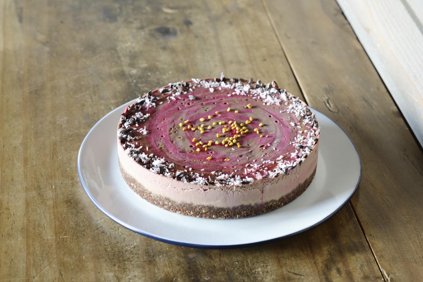 リッチショコラローケーキ