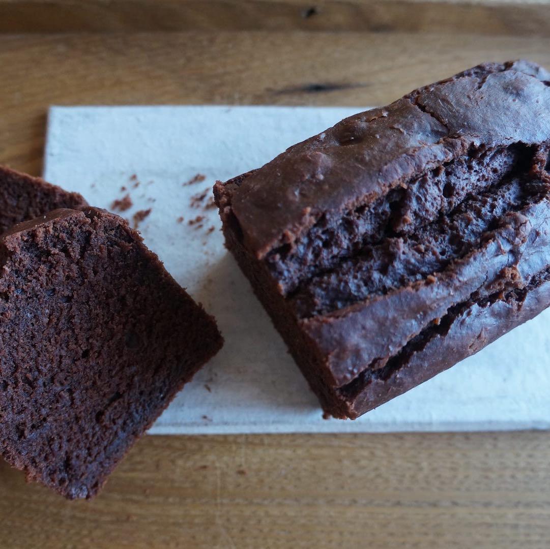 グルテンフリーバウンドケーキ3種