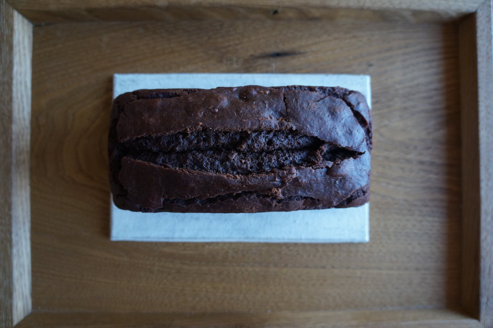 グルテンフリー 濃厚&ビターリッチチョコケーキ