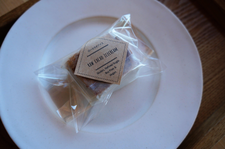 RAWクッキーサンドアイス ローカカオ
