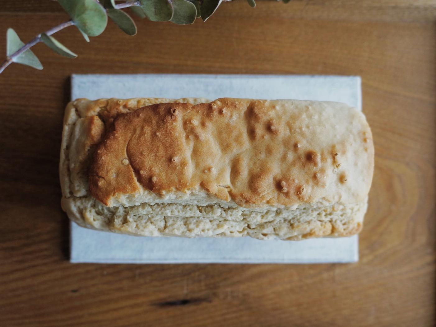 そば粉と信州米のパン 佐久