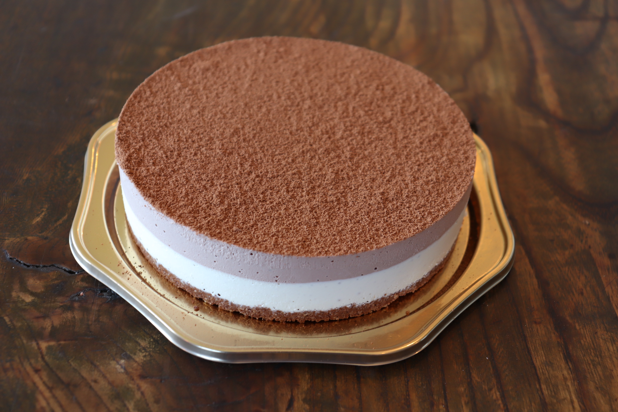 ローチョコレートケーキ
