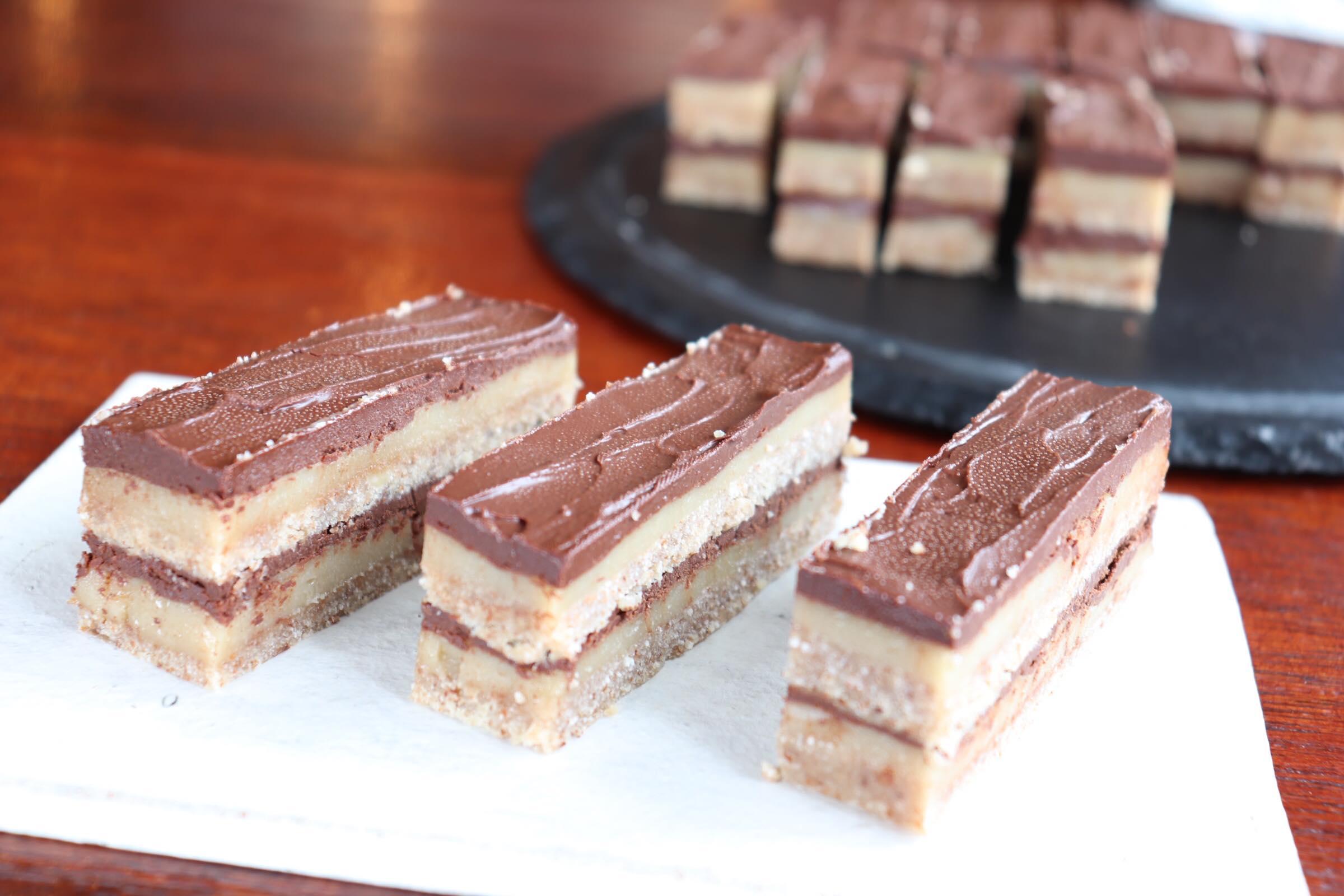 RAWオペラケーキ
