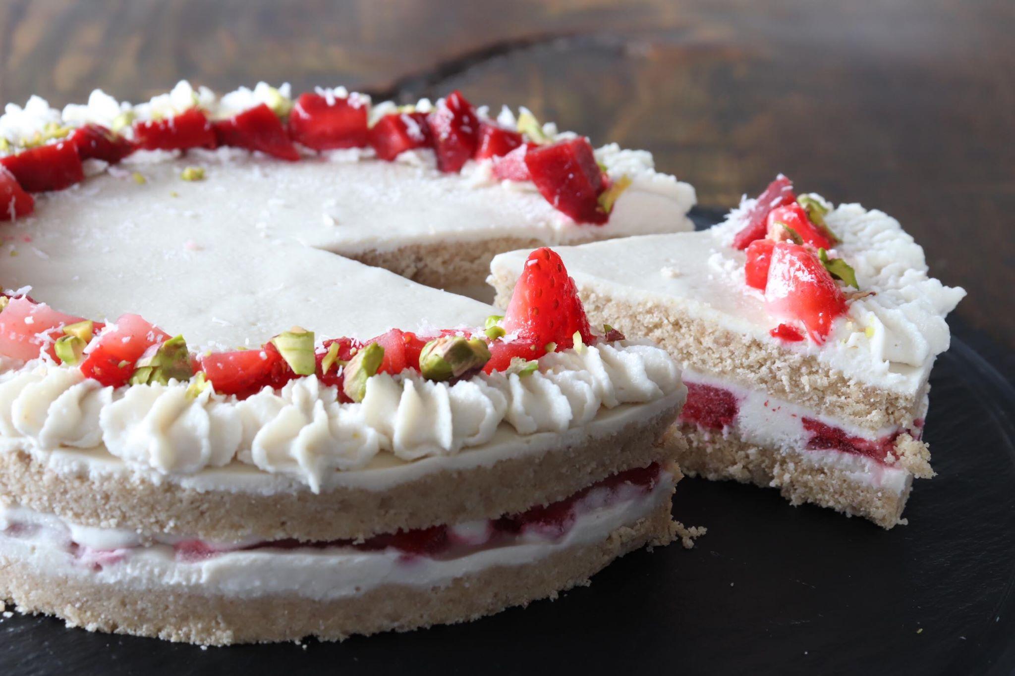 RAWショートケーキ